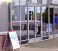 Алюминиевые двери в торговый комплекс Казани